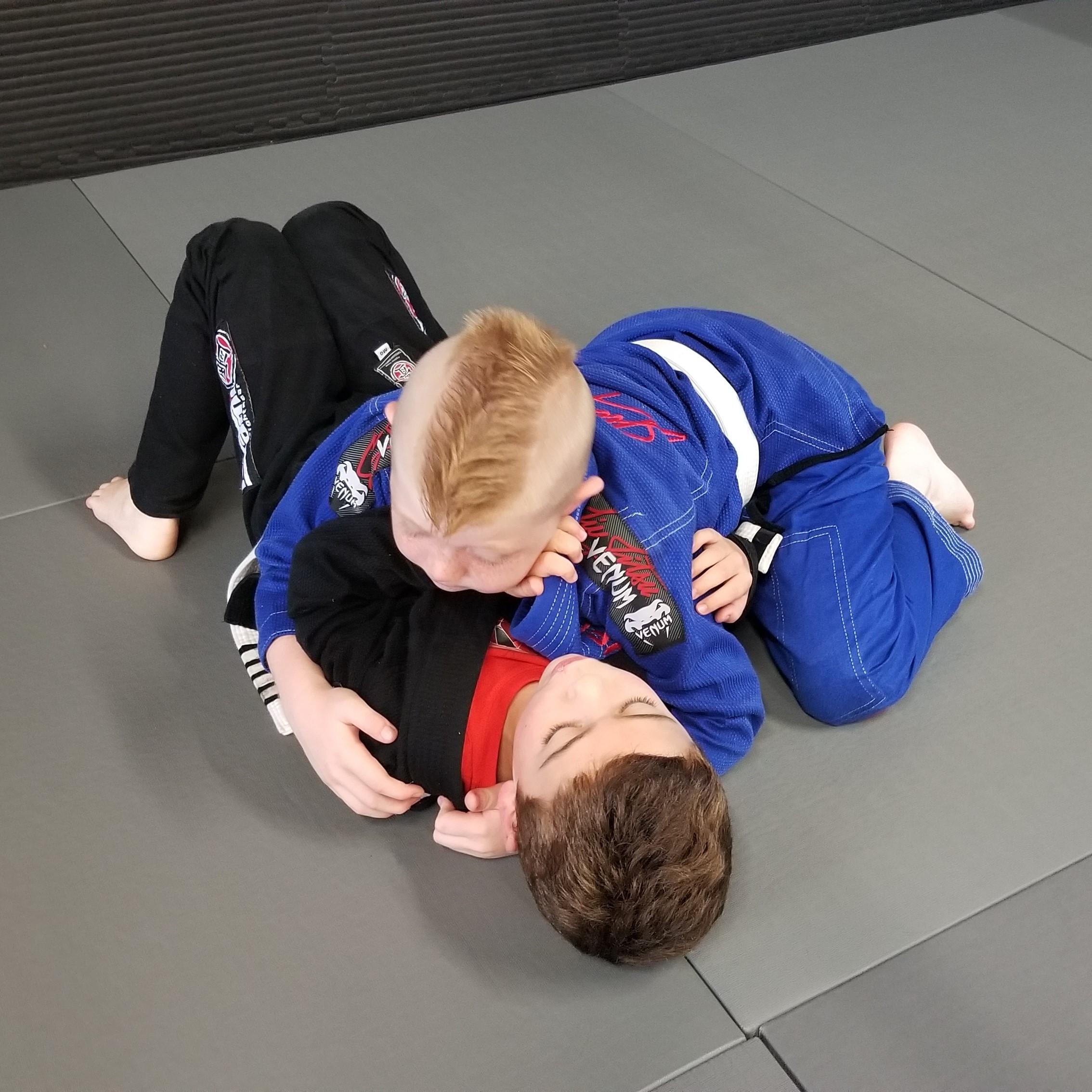 Dominion Kids Martial Arts Brazilian Jiu-Jitsu Class